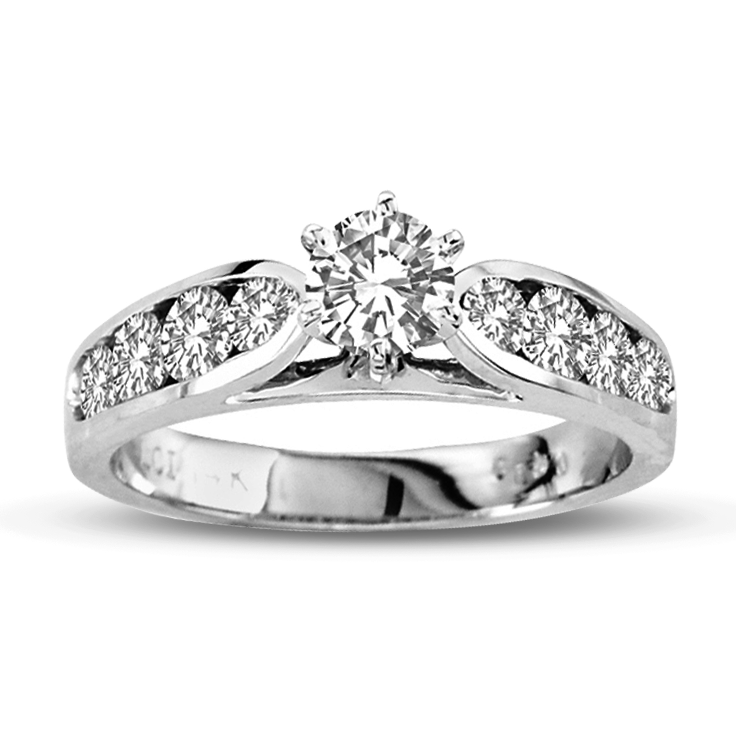 jewellery with ring in pave gold diamond engagement shank oval white rockher and rings wedding crossover