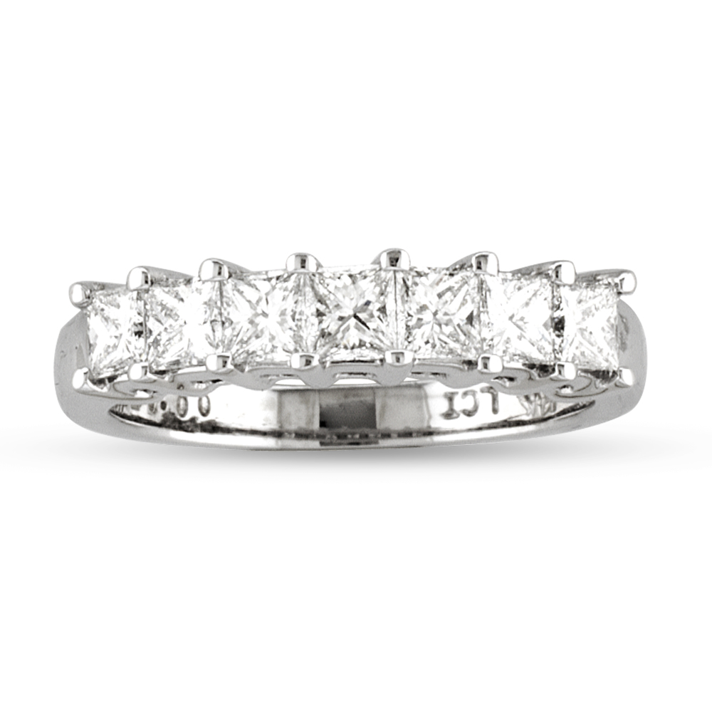 cut bands eternity item round princess and diamond set band wedding channel solomon brothers alternating