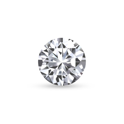 View 3/8 ct G-H SI Quality Round Diamonds