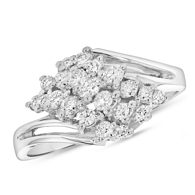 View 0.45ctw Diamond Ring in 14k Gold